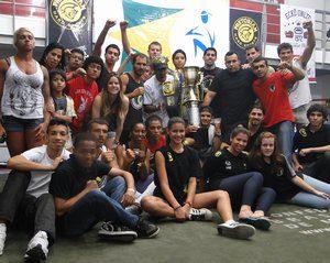 Champions Factory é Bi campeã do Brasil de Muay Thai