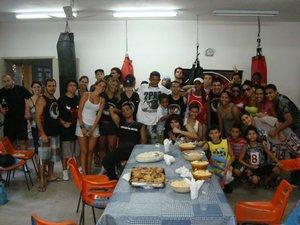 Festa no Natal Champions Factory 24/12/09