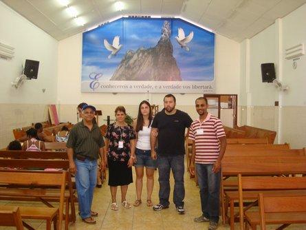 Solidariedade da Champions Factory na Serra