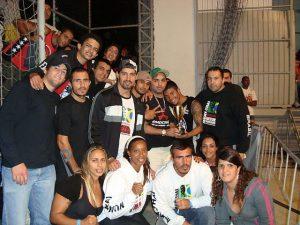 Rio Mix Fight