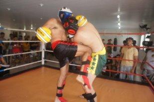 Foi realizada mais uma etapa da CF Cup Muay Thai