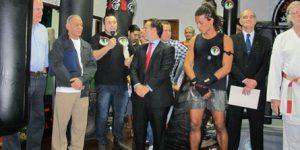 Centro de Treinamento de MMA foi inaugurado