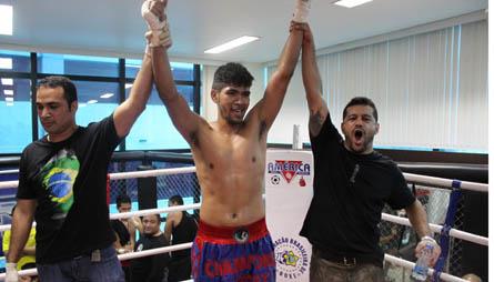 Champions Factory foi campeã por equipe em Manaus