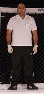 Mestre Artur na arbitragem em Fortaleza