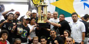 Champions Factory é Tri campeão do Brasil