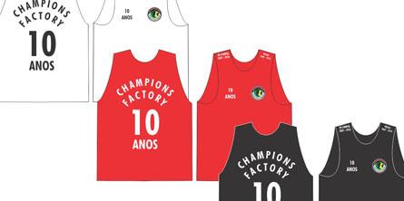10 anos de Champions Factory