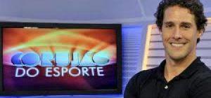 Mestre Artur Mariano e Victor Santos na Globo