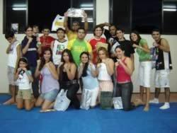 Filial de Manaus faz confraternização