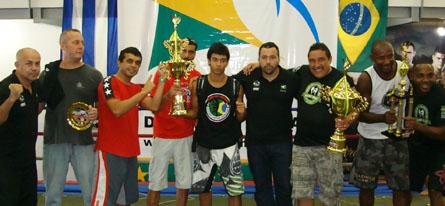 Champions Factory é a grande campeã da Copa Nacion