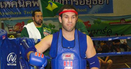Brasil chega as finais do mundial de Muay Thai 201